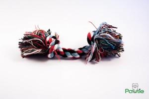 Hundespielzeug - Knotentau