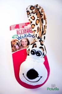 Hundespielzeug - Kong Wubba