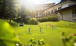 Bergresort in Seefeld - Agility Parkour