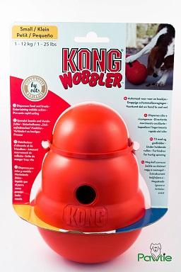 Kong Wobbler verpackt